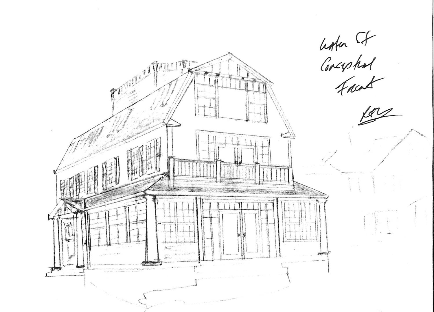 02_kelley-front-elevation-drawing